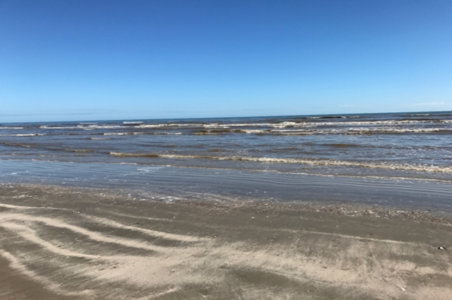Galveston Vacation Rental Babe's Beach