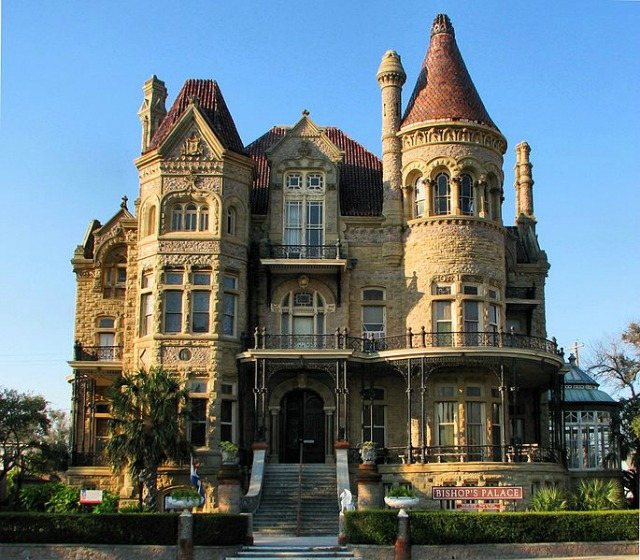 Bishop's Palace Galveston, TX