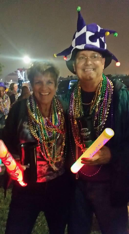 Caszatt's at Mardi Gras