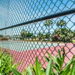 By The Sea Condominiums Tennis Court