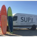 Stand Up Paddle Board Sewall Blvd. Galveston TX
