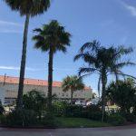 Galveston Caszatt Condos parking lot