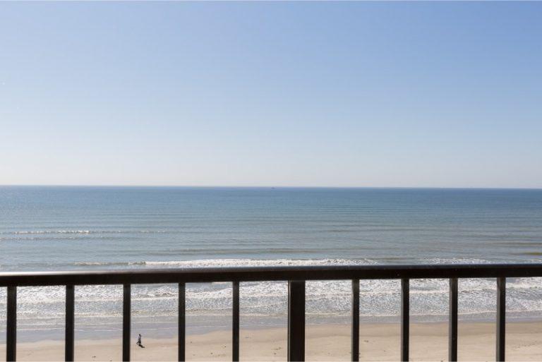 Seazatt View Condo oceanfront view